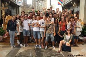 Don Fabrizio ed i ragazzi di Gozzano