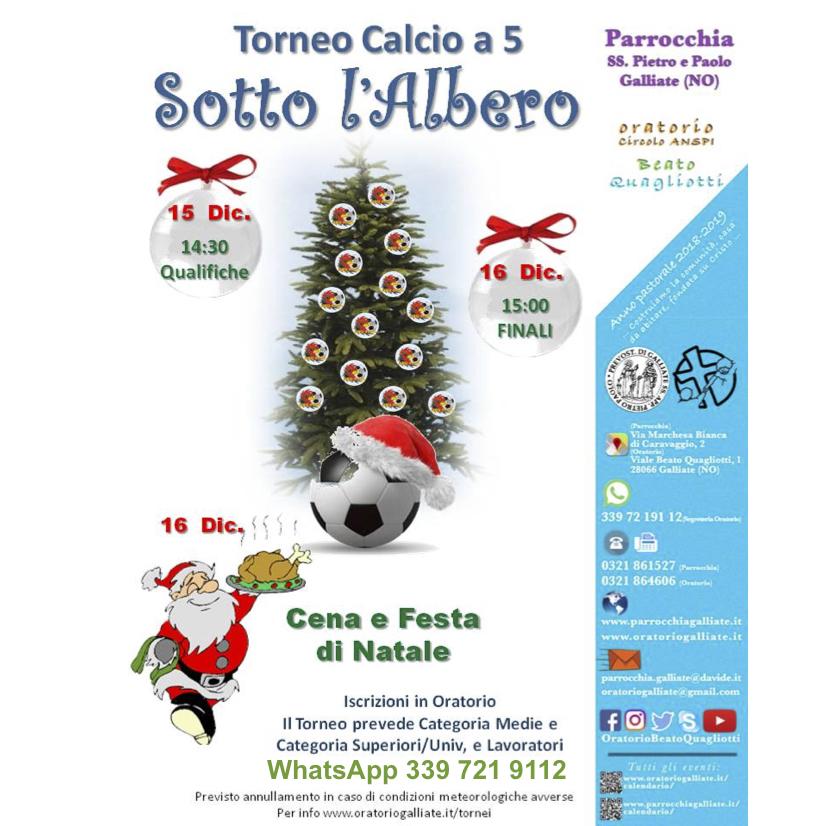 bo181215-OratorioGalliate-TorneoCalcio5-SottoLAlbero-Manifesto_q