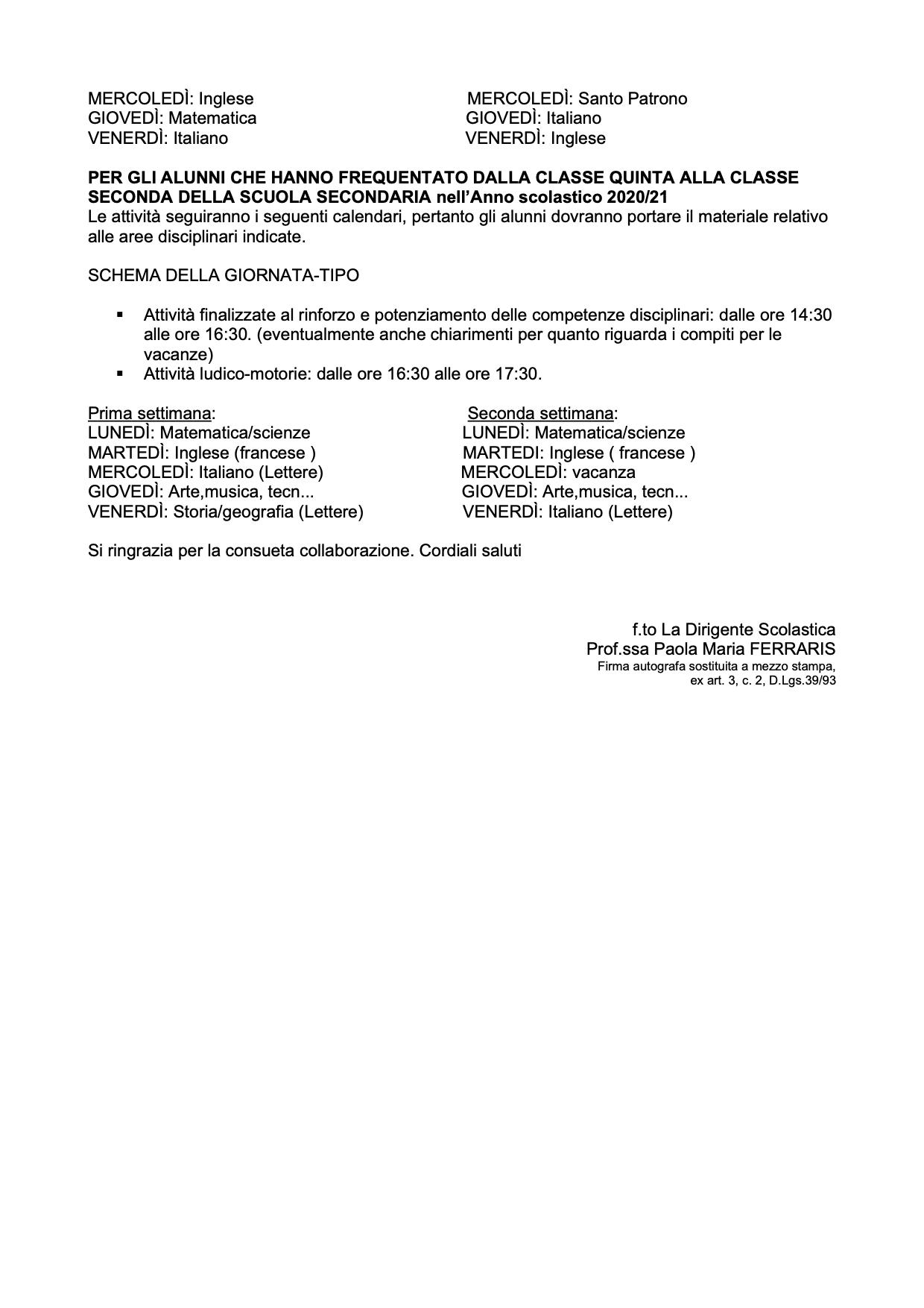 bp210900-ScuolaEstiva-Circ158_Famiglie_ISCRITTI_EE_MM_Comunicazione_AVVIO_piano-estate-2
